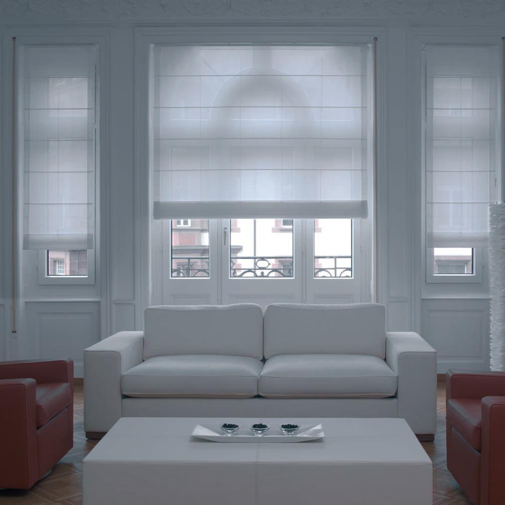 Sibilia arredamenti for Tende a vetro salotto